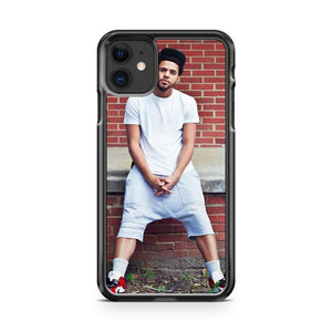 J Cole Crown 3 iphone 5/6/7/8/X/XS/XR/11 pro case cover