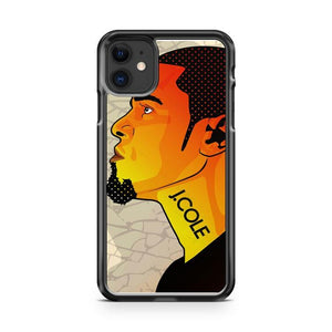 J Cole Casual Style 2 iphone 5/6/7/8/X/XS/XR/11 pro case cover