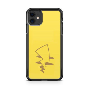 Pokemon Pikachu Hip Hop iphone 5/6/7/8/X/XS/XR/11 pro case cover