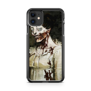 pride and prejudice and zombie iphone 5/6/7/8/X/XS/XR/11 pro case cover