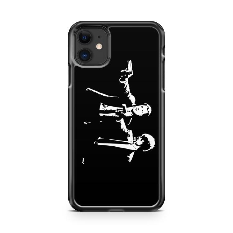 Pulp Fiction In Action iphone 5/6/7/8/X/XS/XR/11 pro case cover