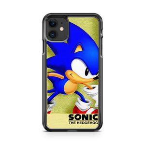 Sonic The HedgeHog 18 iphone 5/6/7/8/X/XS/XR/11 pro case cover