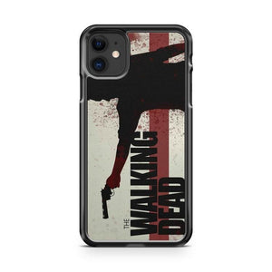 who will die in the walking dead s season 6 iphone 5/6/7/8/X/XS/XR/11 pro case cover
