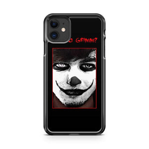 Why So Grimm iphone 5/6/7/8/X/XS/XR/11 pro case cover