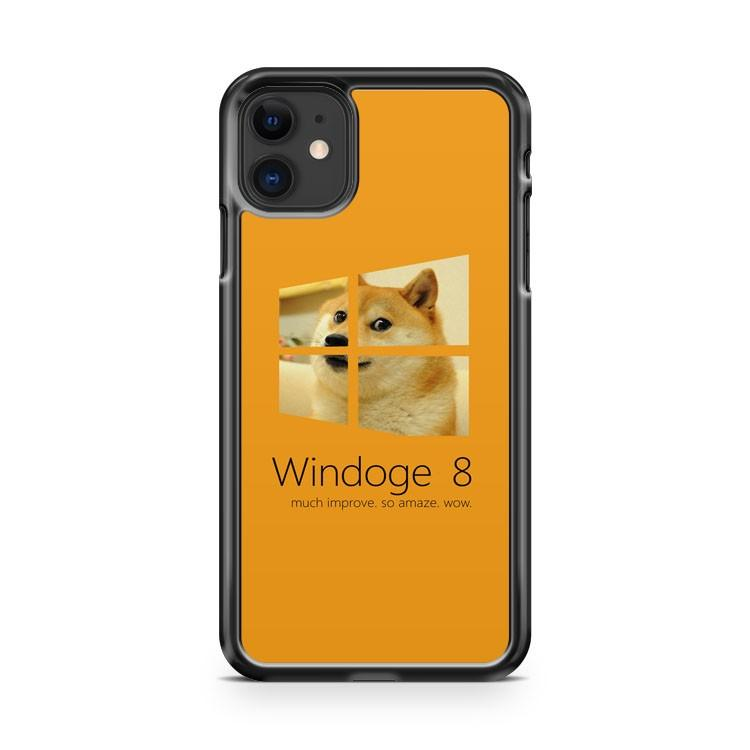 Win Doge iphone 5/6/7/8/X/XS/XR/11 pro case cover