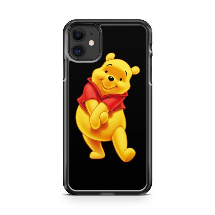 Winnie the Pooh Crossover iphone 5/6/7/8/X/XS/XR/11 pro case cover