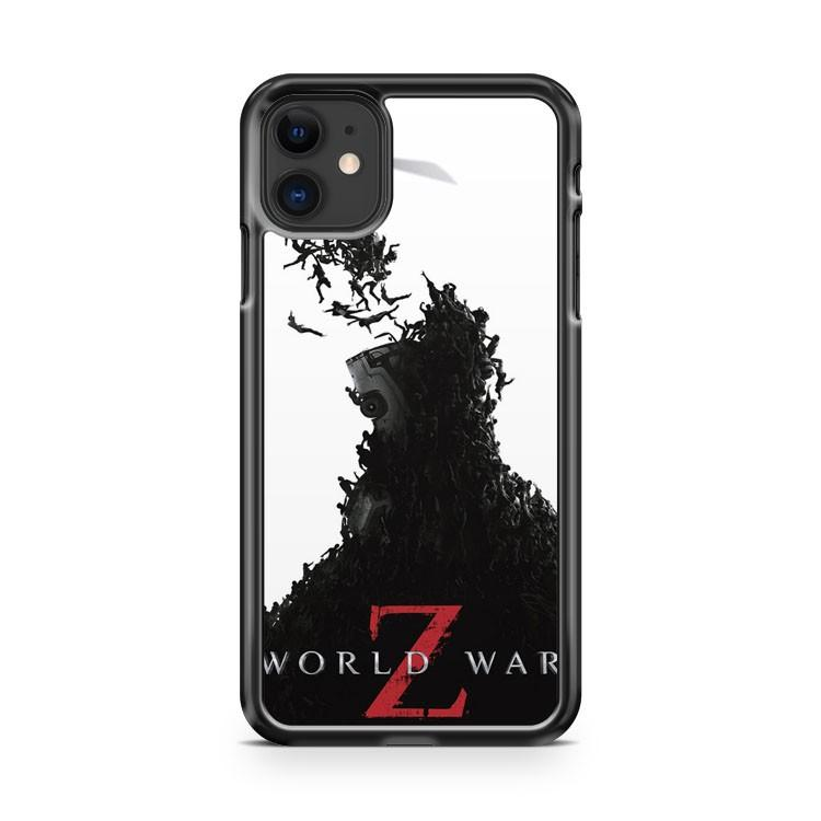 World War Z iphone 5/6/7/8/X/XS/XR/11 pro case cover