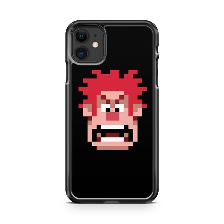 Wreck It Ralph Computer Ralph iphone 5/6/7/8/X/XS/XR/11 pro case cover