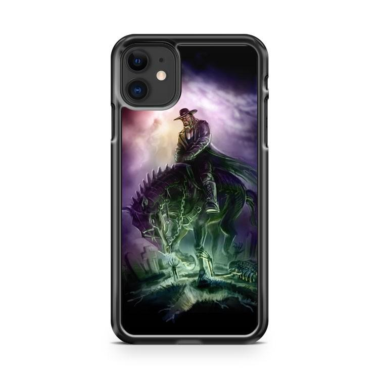wwe undertaker iphone 5/6/7/8/X/XS/XR/11 pro case cover