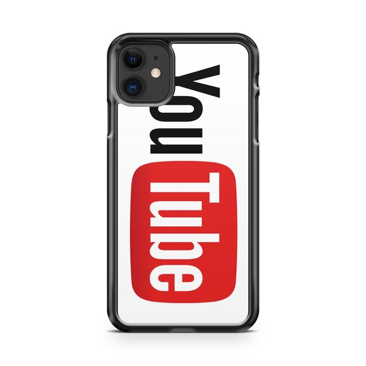 YouTuber iphone 5/6/7/8/X/XS/XR/11 pro case cover