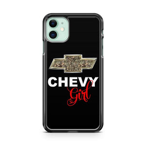 CAMO CHEVY GIRL iphone 5/6/7/8/X/XS/XR/11 pro case cover