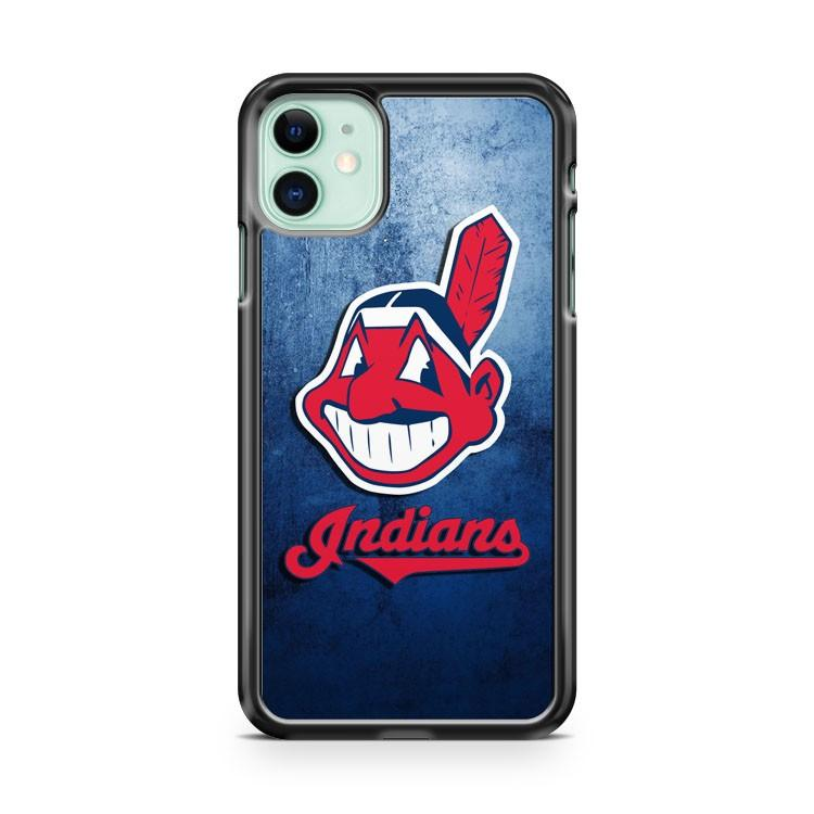 cleveland indians 2 iphone 5/6/7/8/X/XS/XR/11 pro case cover