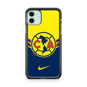 CLUB AMERICA DE MEXICO iphone 5/6/7/8/X/XS/XR/11 pro case cover