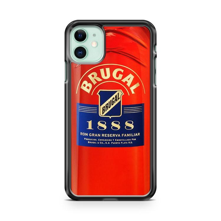 Brugal 1888 Rum iphone 5/6/7/8/X/XS/XR/11 pro case cover