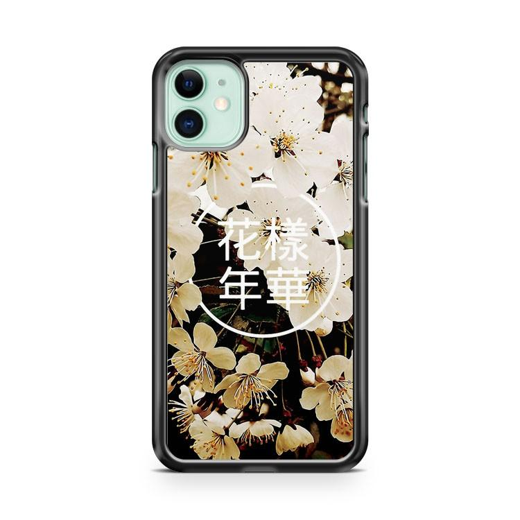 BTS In The Mood For Love 3 iphone 5/6/7/8/X/XS/XR/11 pro case cover - Goldufo Case