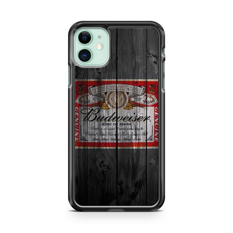 Budweiser American Lager Beer iphone 5/6/7/8/X/XS/XR/11 pro case cover