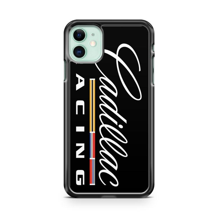 Cadillac Racing Logo iphone 5/6/7/8/X/XS/XR/11 pro case cover