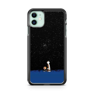 Calvin and Hobbes Daily Comic Strip iphone 5/6/7/8/X/XS/XR/11 pro case cover