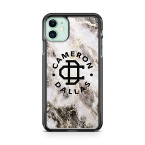 cameron dallas cool marble iphone 5/6/7/8/X/XS/XR/11 pro case cover