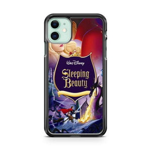 Disney Sleeping Beauty Maleficent iphone 5/6/7/8/X/XS/XR/11 pro case cover