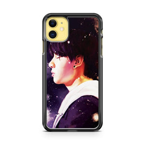 BTS Jungkook iphone 5/6/7/8/X/XS/XR/11 pro case cover - Goldufo Case