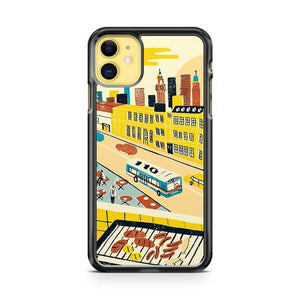 Buenos Aires iphone 5/6/7/8/X/XS/XR/11 pro case cover