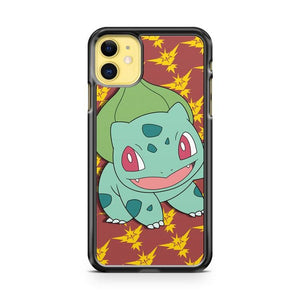 bulbasaur Team Instinct iphone 5/6/7/8/X/XS/XR/11 pro case cover - Goldufo Case