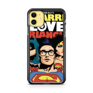 Butcher Billy s Bizarre Love Triangle The Post Punk Edition iphone 5/6/7/8/X/XS/XR/11 pro case cover