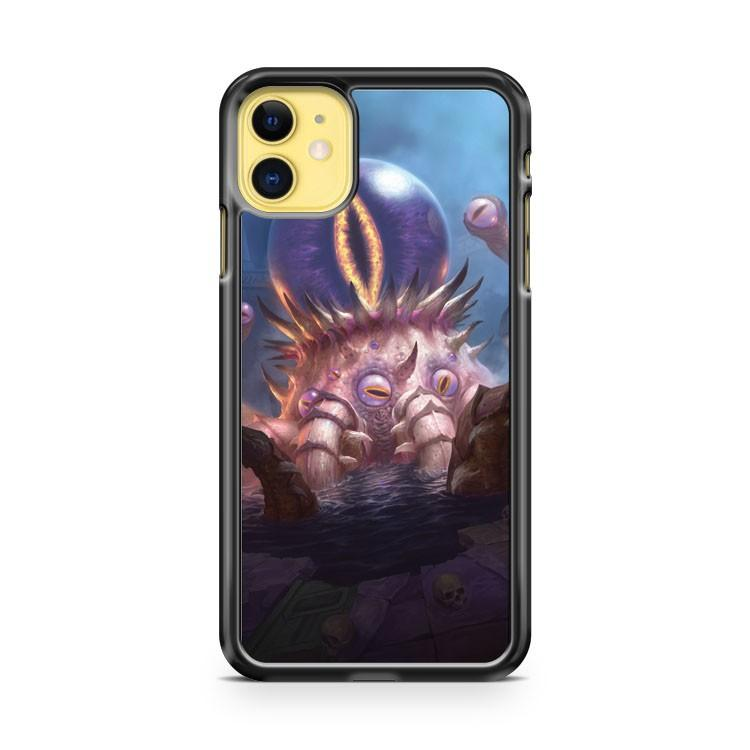 C Thun Hearthstone iphone 5/6/7/8/X/XS/XR/11 pro case cover
