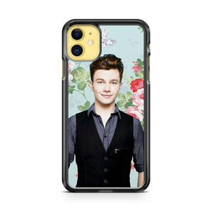 Chris Colfer Flowers iphone 5/6/7/8/X/XS/XR/11 pro case cover