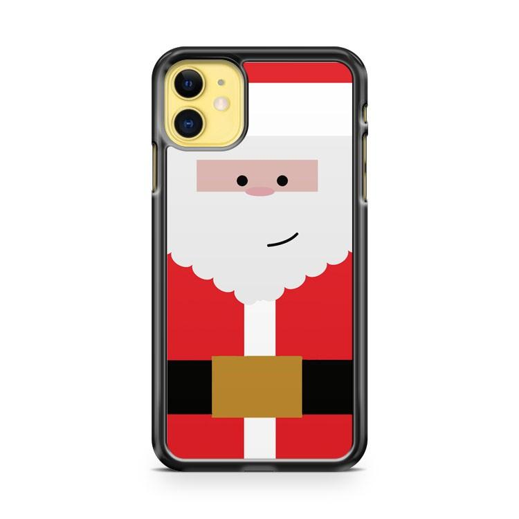 Christmas Santa iphone 5/6/7/8/X/XS/XR/11 pro case cover