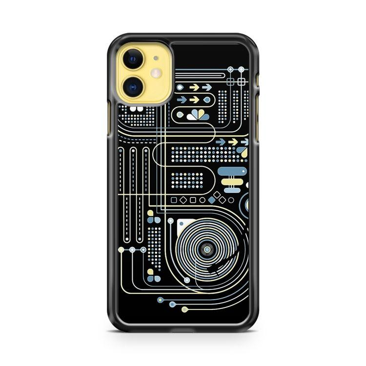 Circuit 02 iphone 5/6/7/8/X/XS/XR/11 pro case cover
