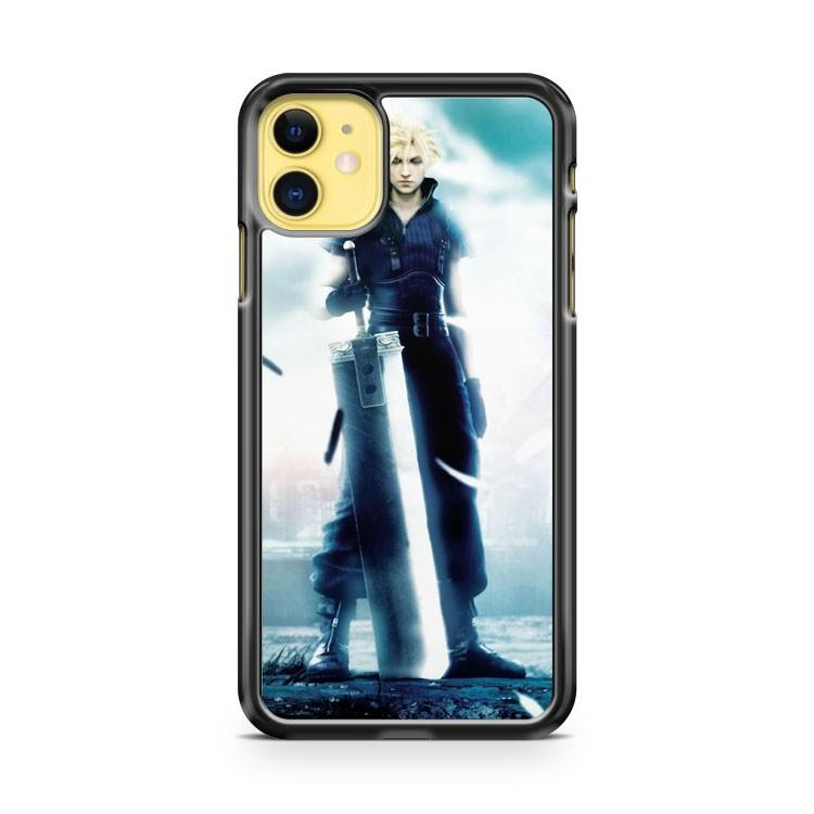 Cloud Strife iphone 5/6/7/8/X/XS/XR/11 pro case cover