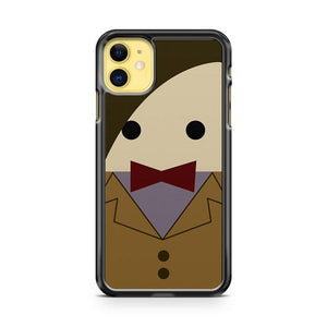 Doctor Who in the funny sky iphone 5/6/7/8/X/XS/XR/11 pro case cover