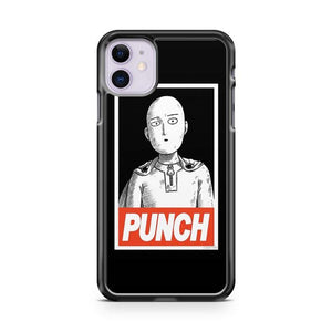 One Punch Man Design 3 iphone 5/6/7/8/X/XS/XR/11 pro case cover