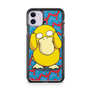 psyduck Team Valor iphone 5/6/7/8/X/XS/XR/11 pro case cover