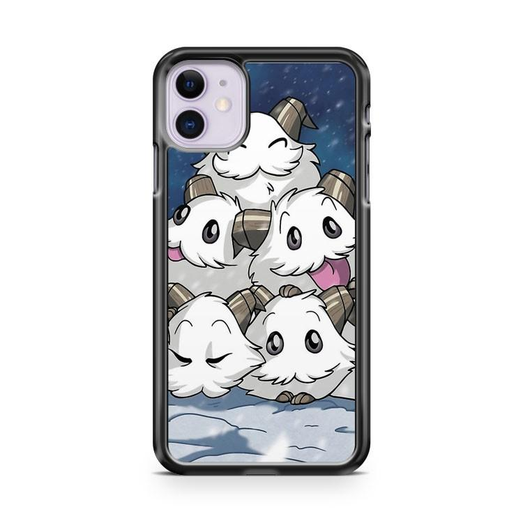 Snowman Bros iphone 5/6/7/8/X/XS/XR/11 pro case cover