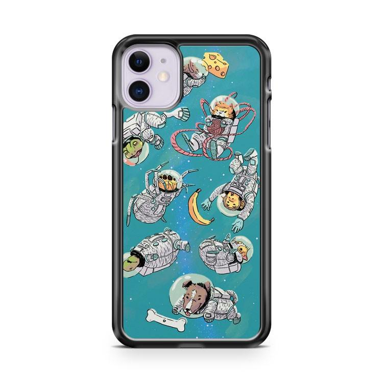 Space Babe iphone 5/6/7/8/X/XS/XR/11 pro case cover