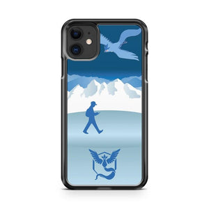 Team Mystic iphone 5/6/7/8/X/XS/XR/11 pro case cover