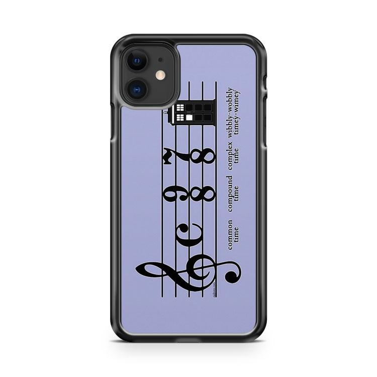 Wibbly Wobbly Timey Wimey iphone 5/6/7/8/X/XS/XR/11 pro case cover