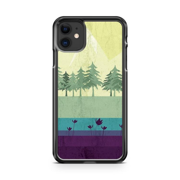 Wildlife iphone 5/6/7/8/X/XS/XR/11 pro case cover