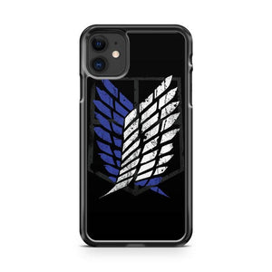 Wings Of Recon Corps iphone 5/6/7/8/X/XS/XR/11 pro case cover