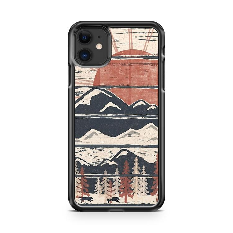 Winter Pursuits iphone 5/6/7/8/X/XS/XR/11 pro case cover