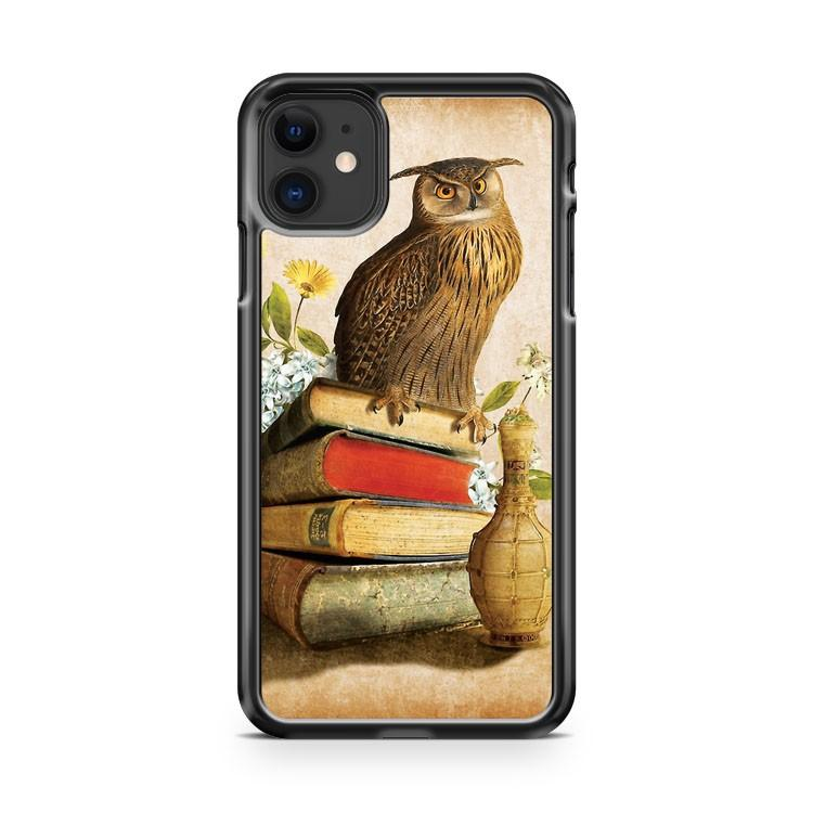 Wise Owl iphone 5/6/7/8/X/XS/XR/11 pro case cover
