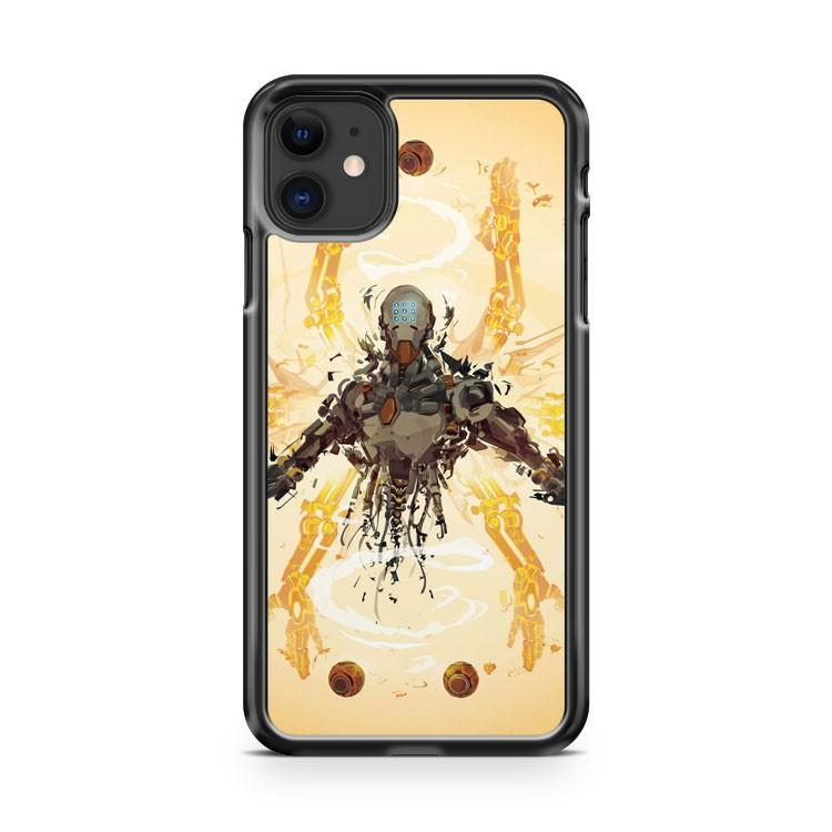 Zenyatta iphone 5/6/7/8/X/XS/XR/11 pro case cover