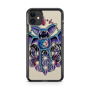 zubat iphone 5/6/7/8/X/XS/XR/11 pro case cover