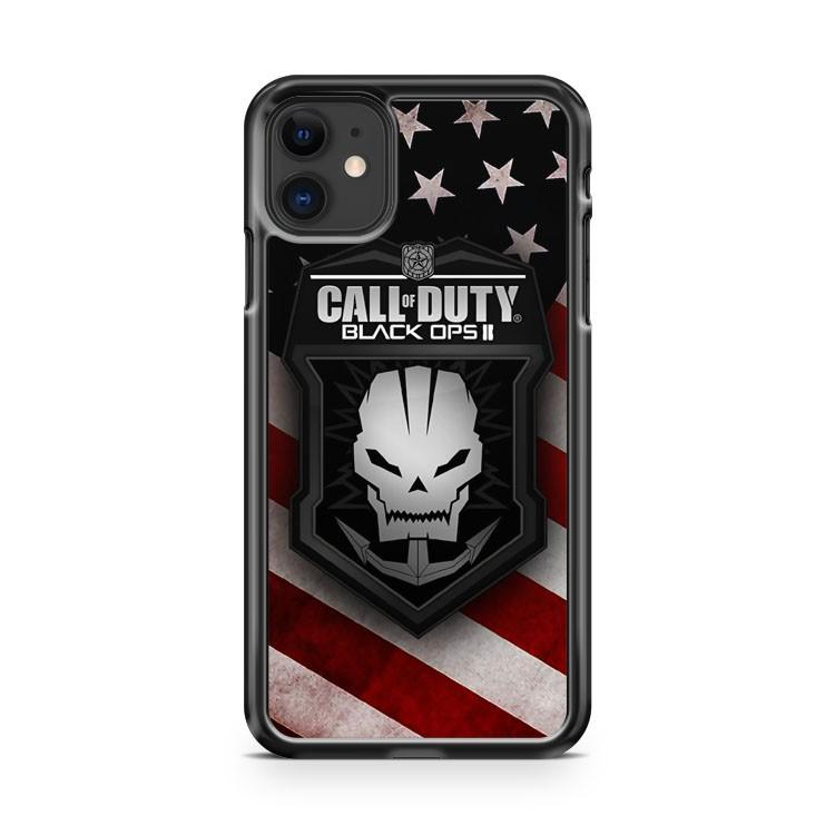 Call Of Duty Black Ops iphone 5/6/7/8/X/XS/XR/11 pro case cover