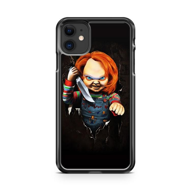 Chucky Fright Rags iphone 5/6/7/8/X/XS/XR/11 pro case cover