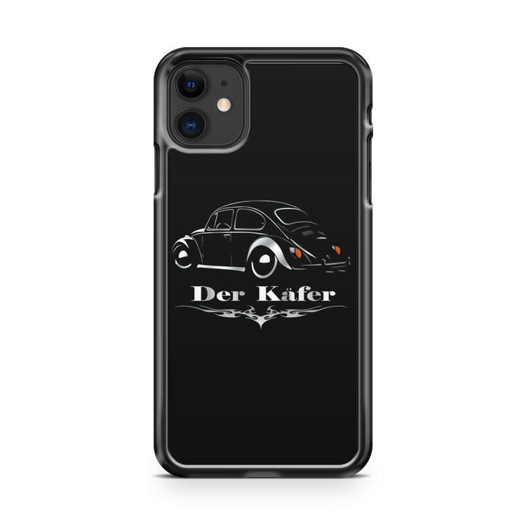 Classic bug Kafer Oldschool vw beetle aircooled iphone 5/6/7/8/X/XS/XR/11 pro case cover