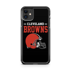 CLEVELAND BROWNS Fans iphone 5/6/7/8/X/XS/XR/11 pro case cover